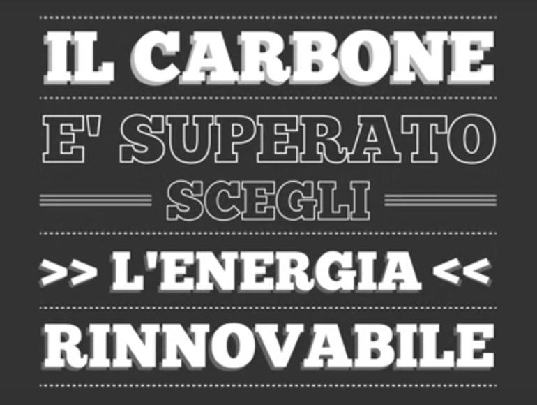 WWF – Stop al carbone